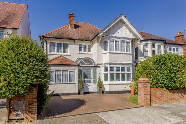 Thumbnail Detached house for sale in Selwyn Road, New Malden