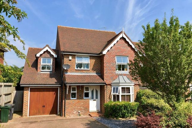 Thumbnail Detached house for sale in Vanessa Way, Bexley