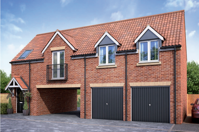 Thumbnail Maisonette for sale in Huntingdon, Barleythorpe Road, Oakham, Rutland
