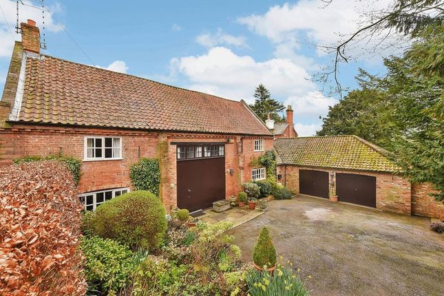 Thumbnail Detached house for sale in The Barn, Goverton, Bleasby