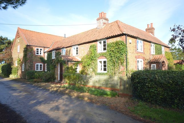 Thumbnail Detached house for sale in Mill Road, Dersingham, King's Lynn