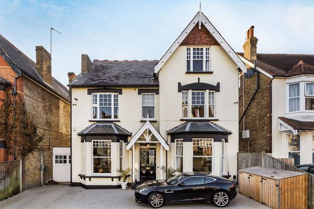 Thumbnail Detached house for sale in Campden Road, South Croydon