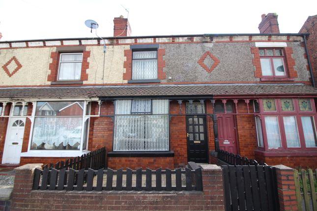Thumbnail Terraced house to rent in Bickershaw Lane, Abram