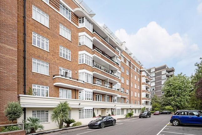 Thumbnail Flat for sale in St James's Close, St John's Wood