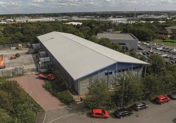 Thumbnail Light industrial to let in Workshop, Washingley Road, Stukeley Meadows Industrial Estate, Huntingdon, Cambridgeshire