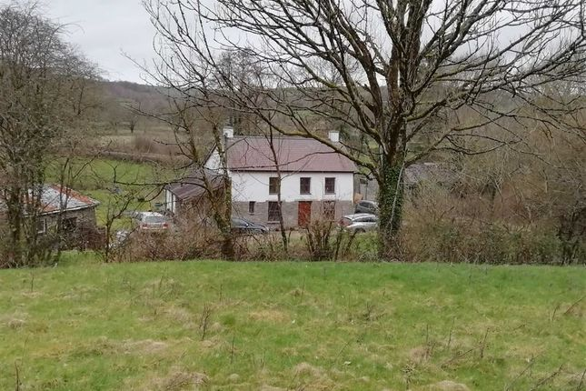 Thumbnail Farm for sale in Llwynygroes, Tregaron