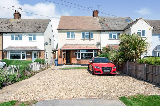 3 bed semi-detached house for sale in Corringham Road, Corringham, Stanford-Le-Hope SS17