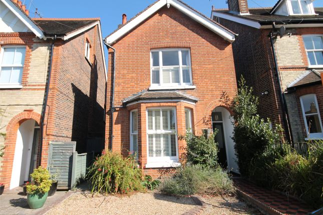 Thumbnail Detached house to rent in Deerings Road, Reigate, Surrey