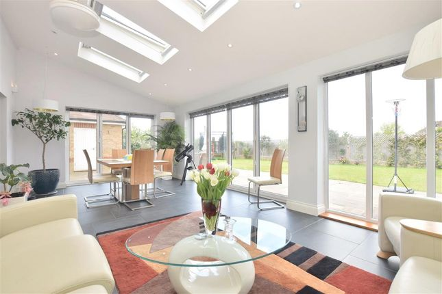 Thumbnail Detached house for sale in Old Mill Place, Pulborough, West Sussex
