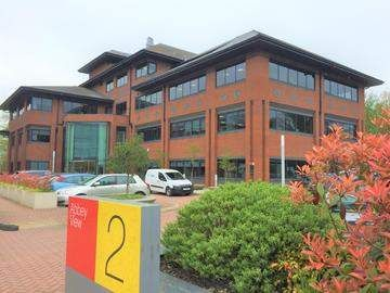 Thumbnail Office to let in Everard Close, St. Albans