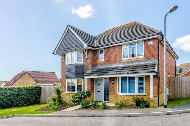 Thumbnail Detached house for sale in Haven Way, Newhaven, East Sussex