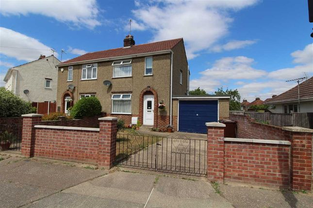 Thumbnail Semi-detached house for sale in Cavendish Avenue, Colchester