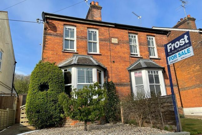 Thumbnail Semi-detached house for sale in Boundary Road, Wooburn Green