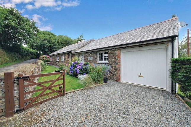 Thumbnail Detached bungalow for sale in Crackington Haven, Bude, Cornwall