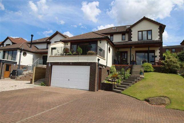 Thumbnail Detached house for sale in Burns Drive, Wemyss Bay, Renfrewshire