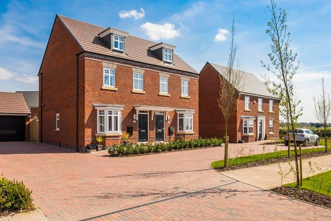 Thumbnail Semi-detached house for sale in The Kennett, Doseley Park, Telford