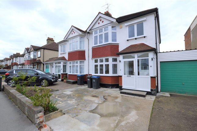Thumbnail Semi-detached house to rent in St. Oswald's Road, London