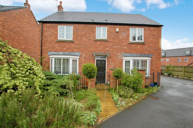 Thumbnail Detached house for sale in Kilcoby Avenue, Swinton, Manchester