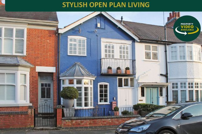 Thumbnail Property for sale in Knighton Church Road, South Knighton, Leicester