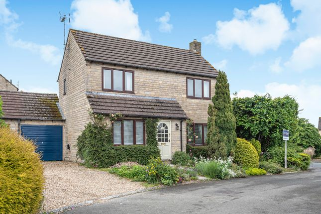 Thumbnail Link-detached house for sale in Northleach, Cheltenham