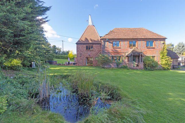 Thumbnail Detached house for sale in Munsgore Lane, Borden, Sittingbourne