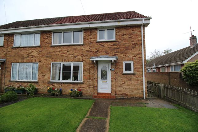 Thumbnail Semi-detached house for sale in King Street, Woodmansey, Beverley, East Yorkshire