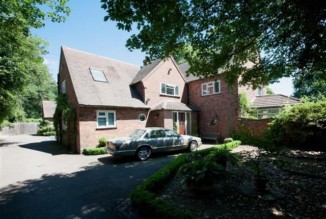 Thumbnail Detached house for sale in Carroway Head Farm, Carroway Head Hill, Canwell, Sutton Coldfield