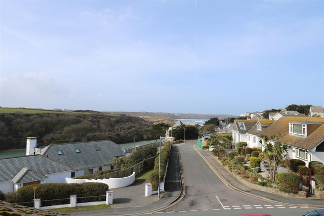 Thumbnail Detached house for sale in Pentire Crescent, Newquay