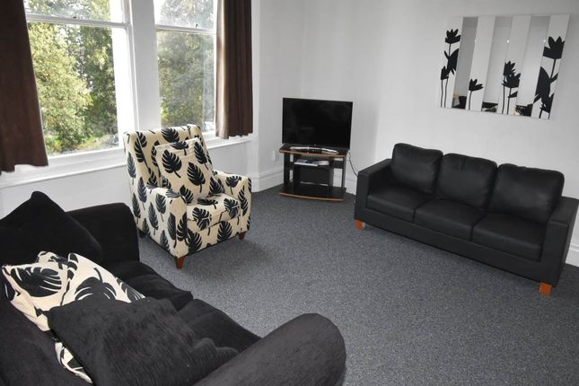 Lounge of St James Crescent, Uplands, Swansea SA1