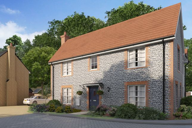 "Thumbnail Property for sale in ""The Lavenham"" at Yarrow Walk, Red Lodge, Bury St. Edmunds"