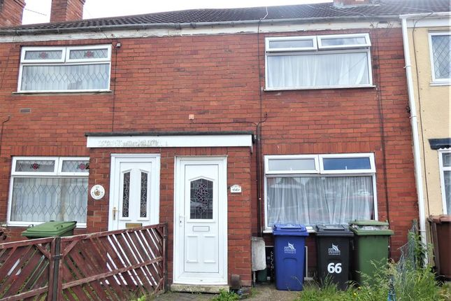 2 bed terraced house for sale in Grove Crescent, Grimsby DN32