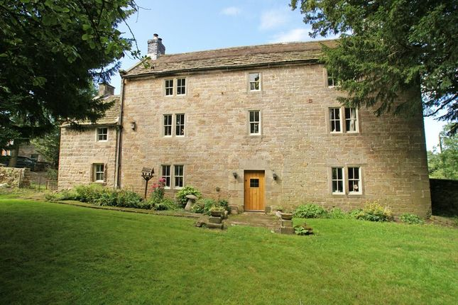 Thumbnail 4 bed property for sale in Rolleston Manor, Lea Moor Road, Upper Lea, Derbyshire