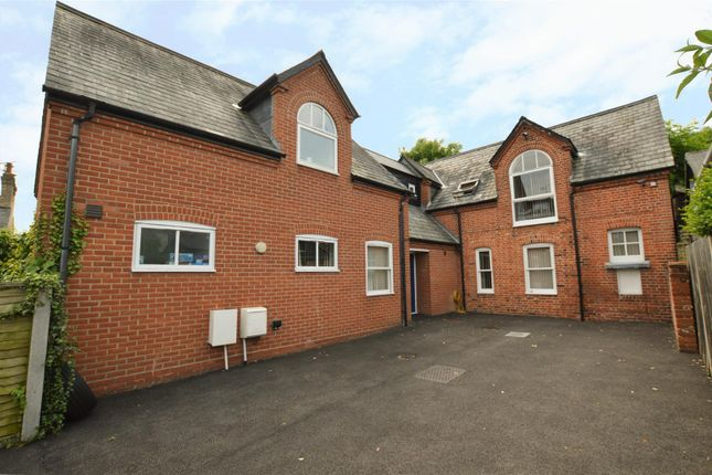 Thumbnail Semi-detached house for sale in Hospital Road, Colchester