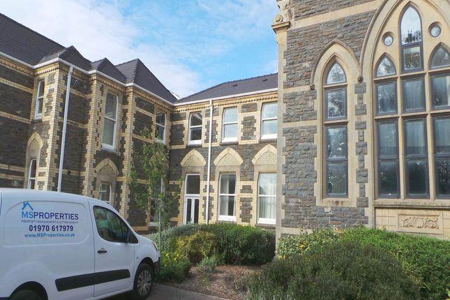 Thumbnail Flat to rent in 9 Llys Ardwyn, Aberystwyth, Ceredigion