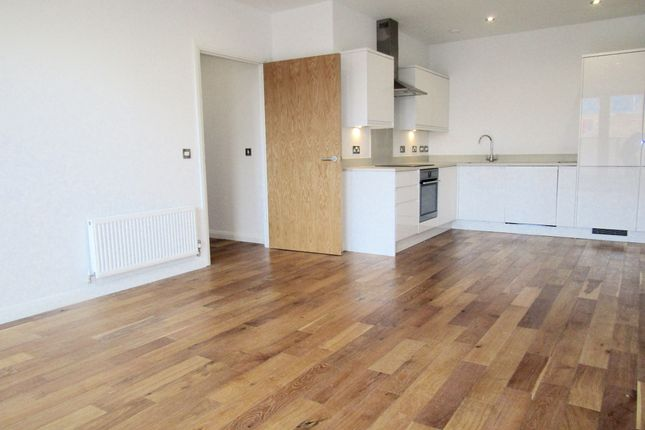 Thumbnail Flat to rent in Pitfield Street, London