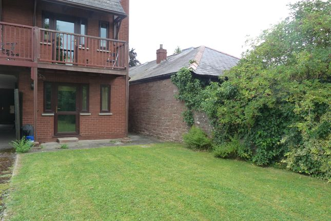 Thumbnail Flat for sale in Lockwood Court, Wonastow Road, Monmouth