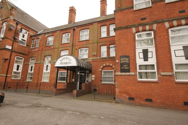 Thumbnail Flat for sale in Rosedale Mansions, Boulevard, Hull, East Riding Of Yorkshire