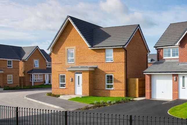"""Thumbnail Detached house for sale in """"Lincoln"""" at Park Hall Road, Mansfield Woodhouse, Mansfield"""