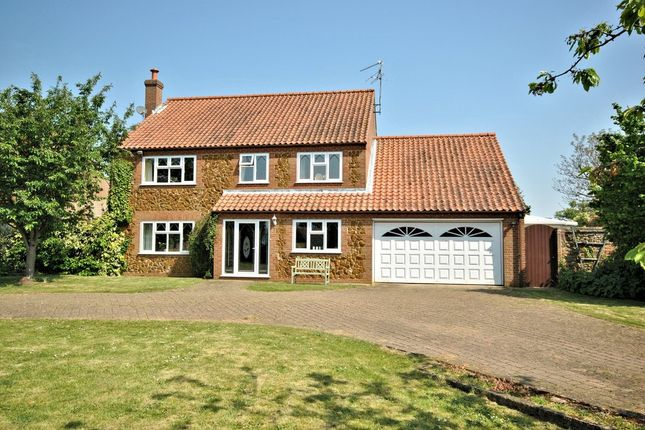 Thumbnail Detached house for sale in Low Road, Roydon, King's Lynn