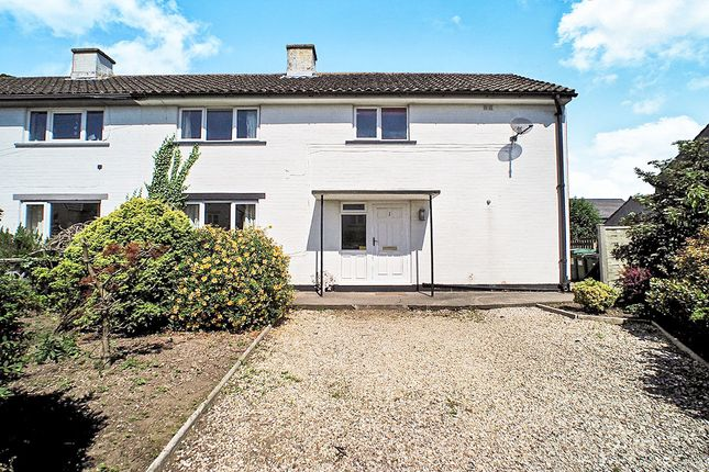 Thumbnail Semi-detached house to rent in Cross Lane, Wigton