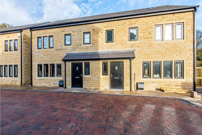 Thumbnail Land for sale in Albion Gardens, Meltham