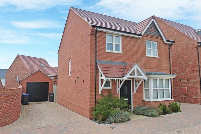 Thumbnail Detached house for sale in Witan Drive, Amesbury, Salisbury