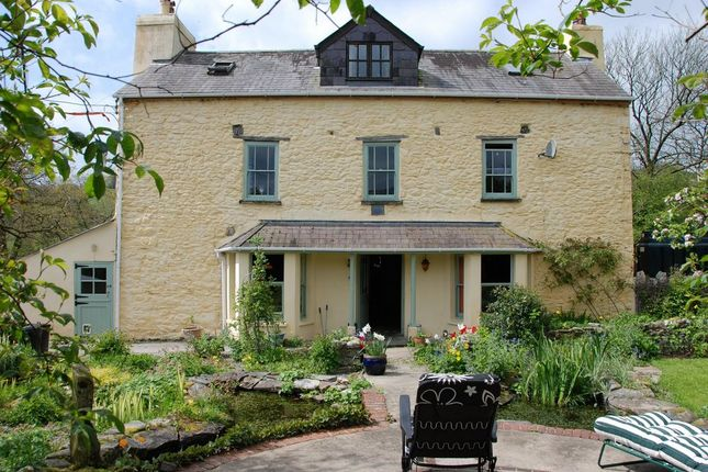 Thumbnail Country house for sale in Pontynyswen, Nantgaredig, Carmarthenshire, West Wales