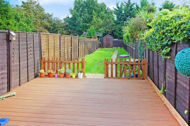 Thumbnail Terraced house for sale in Earlsworth Road, Willesborough, Ashford
