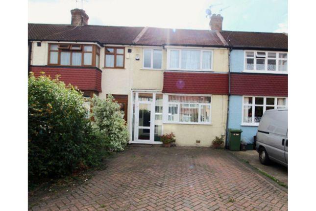 Thumbnail Terraced house for sale in Fendyke Road, Belvedere