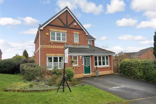 Thumbnail Detached house for sale in Tarnside Close, Rochdale, Lancs