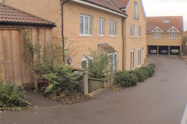 Thumbnail Flat to rent in Eastwick Road, Taunton, Somerset