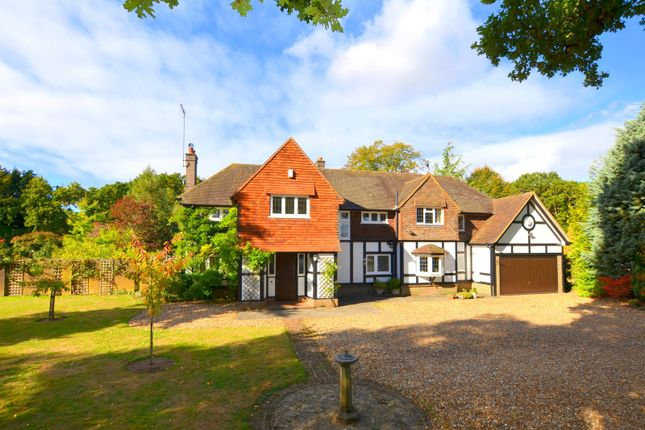 Thumbnail Detached house for sale in Clandon Road, West Clandon, Guildford
