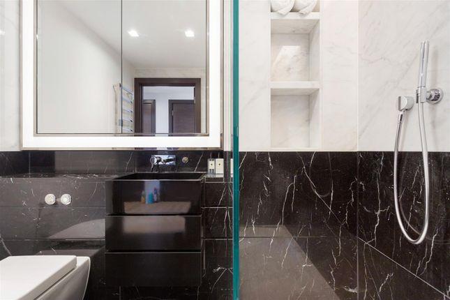 Shower Room (2) of Tower One, The Corniche, 23 Albert Embankment, London SE1