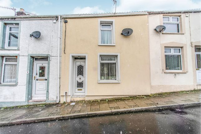 Thumbnail Terraced house for sale in North Street, Penydarren, Merthyr Tydfil